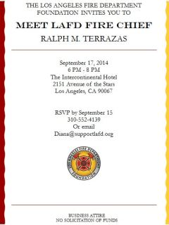 Fire Dept Invitation Sept 17th 2014
